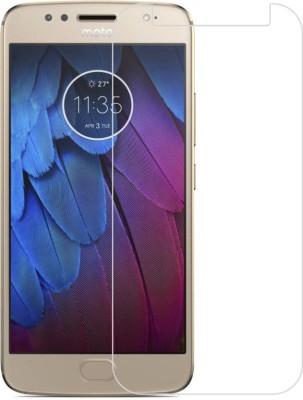 S Hardline Tempered Glass Guard for Motorola Moto G5s Plus