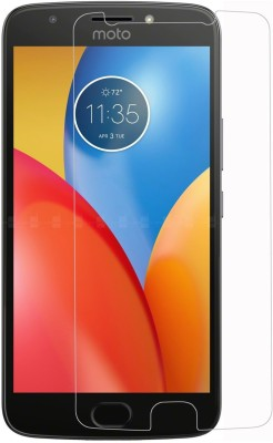 VeeGee Tempered Glass Guard for Motorola Moto E4 Plus(Pack of 1)
