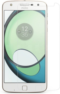 VeeGee Tempered Glass Guard for Motorola Moto Z Play(Pack of 1)