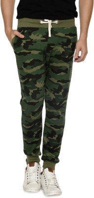 Wear Your Opinion Army Jogger Printed Men Multicolor Track Pants
