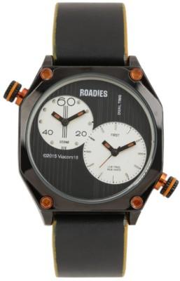 ROADIES R7008BL Watch  - For Men
