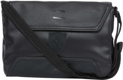 28086d6fb022 40% OFF on Puma Ferrari LS Small Satchel Sling Bag(Black
