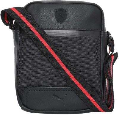 bdb7a8a529 49% OFF on Puma Ferrari LS Portable Sling Bag(Black, 3 L) on ...