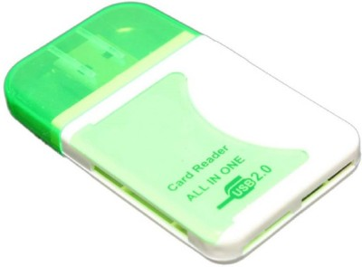 OYD all in One QHM5088 Card Reader(Green)