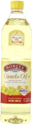 Borges Canola Oil Plastic Bottle(1 L)
