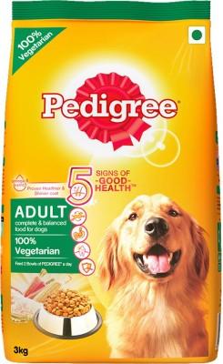 Pedigree Vegetarian Adult Dog Food (3kg)