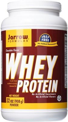 Jarrow Formulas Whey Protein Chocolate Flavor (908 gm) Whey Protein(.908 g, Chocolate Flavor)