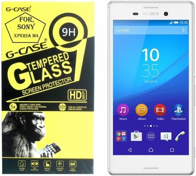 Tee Cee Tempered Glass Guard for Sony Xperia M4 Aqua