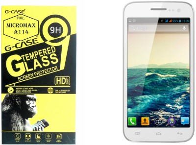 Gulivers Tempered Glass Guard for Micromax Canvas Play 4G Q469(Pack of 1)