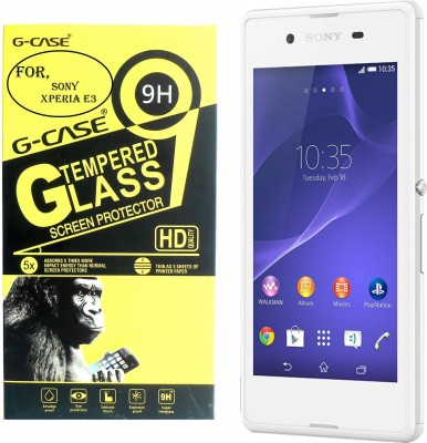 G-case Tempered Glass Guard for Sony Xperia E3