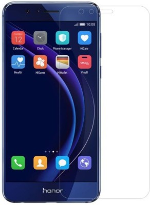 Clunker Tempered Glass Guard for Honor 8(Pack of 4)