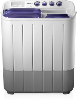 Samsung 7.2Kg Semi Automatic Top Load Washing Machine (WT725QPNDMPXTL)
