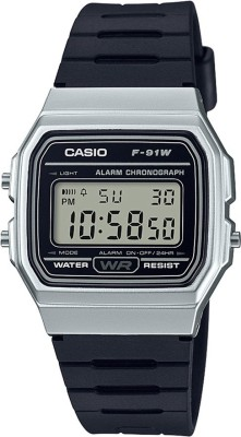 Casio D141 Vintage Series Digital Watch For Unisex
