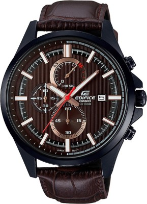 Casio Edifice EFV-520BL-5AVUDF (EX349) Analog Brown Dial Men's Watch (EFV-520BL-5AVUDF (EX349))