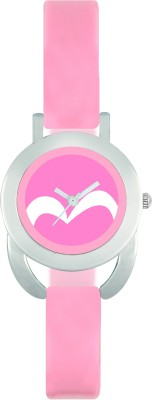 FASHION POOL VALENTIME MOST STUNNING LADIES WATCH FOR DIAL GRAPHICS ON ROUND DIAL STAINLESS STEEL WATCH FESTIVAL SPECIAL ULTIMATE COLLECTION WATCH FOR PROFESSIONAL 7 CASUAL WEAR Watch  - For Girls  available at flipkart for Rs.189