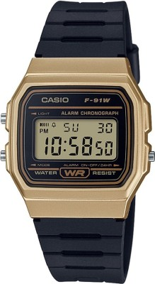 Casio D142 Vintage Series Digital Watch For Unisex