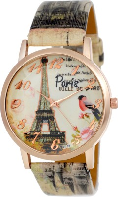 TOREK NEW Limited Designer Paris Effil tower London Model KJFNHDG 2288 Analog Watch   For Women TOREK Wrist Watches