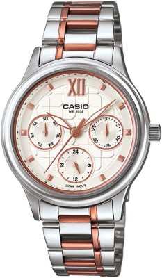 Image of Casio A1002 Enticer Ladies Watch - For Women
