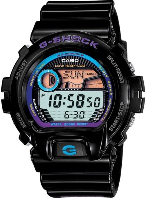 Casio G-Shock GLX-6900-1DR (G286) Digital Multi Colour Dial Men's Watch