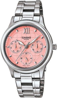 Casio A998 Enticer Ladies Analog Watch  - For Women