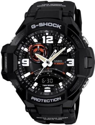 Casio G435 G-Shock ( GA-1000-1ADR ) Analog-Digital Watch  - For Men