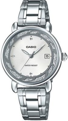 Image of Casio A1041 Enticer Ladies Watch - For Women