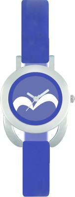 FASHION POOL VALENTIME LADIES WATCH DIAL GRAPHICS MOST STUNNING STAINLESS STEEL DIAL WATCH FESTIVAL SPECIAL WATCH FOR PROFESSIONAL & CASUAL WEAR Watch  - For Girls  available at flipkart for Rs.189