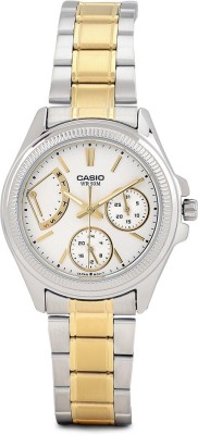 Image of Casio A1039 Enticer Ladies Watch - For Women
