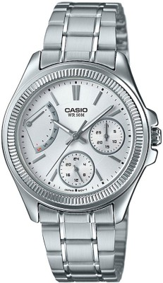 Image of Casio A1037 Enticer Ladies Watch - For Women