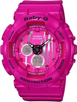 Casio B175 Baby-G ( BA-120SP-4ADR ) Analog-Digital Watch - For Women