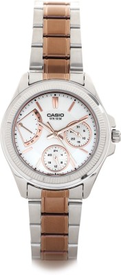 Image of Casio A1038 Enticer Ladies Watch - For Women