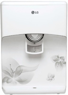 LG WW120EP 8 L RO Water Purifier(White)