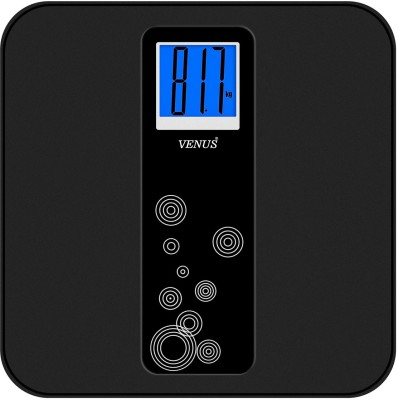 Venus SVAS-133 Plastic Body Digital Weighing Scale(Grey)