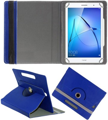 Fastway Book Cover for Honor MediaPad T3 8 inch(Blue, Cases with Holder)