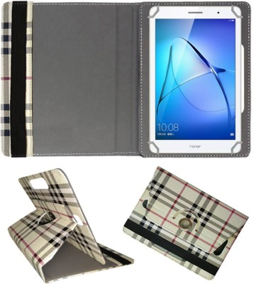Fastway Book Cover for Honor MediaPad T3 8 inch(Multicolor, Cases with Holder)