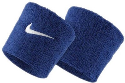 Serveuttam india Wrist and sports band made with pure cotton Fitness Band(Blue, Pack of 1)  available at flipkart for Rs.110