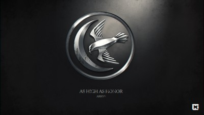 Aabhaas Wall Poster-A-Song-of-Ice-and-Fire-digital-art-Game-of-Thrones-House-Arryn-sigils Paper Print(12 inch X 18 inch, Rolled)  available at flipkart for Rs.207
