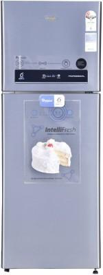 Whirlpool 340 L Frost Free Double Door Refrigerator(Illusia Steel, IF 355 ELT (2S))