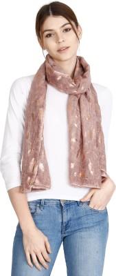 FabSeasons Embellished Cotton Women's Scarf