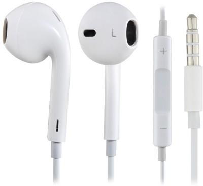 Fellkon Panasonic Smartphones Headphone(White, In the Ear)