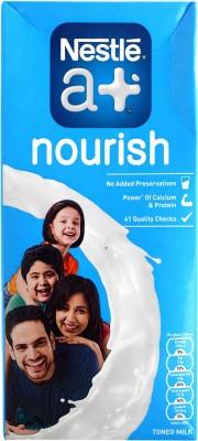 Nestle A Plus Nourish Toned Milk(1 L)