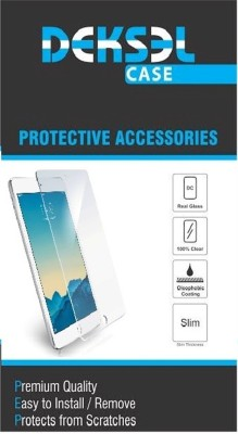 DEKSELCASE Tempered Glass Guard for Sony Xperia E4g
