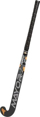 Mayor Combat 7X Hockey Stick - 36 inch(Black, Orange)