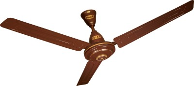 Polar MegaMite 3 Blade Ceiling Fan(Brown)  available at flipkart for Rs.1349