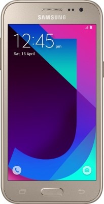 Samsung Galaxy J2-2017 (Metallic gold, 8 GB)(1 GB RAM)
