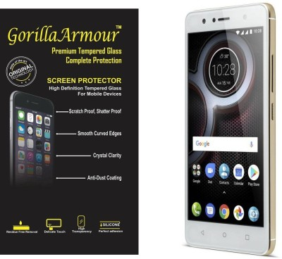 Gorilla Armour Impossible Screen Guard for Lenovo K8 Note(Pack of 1)