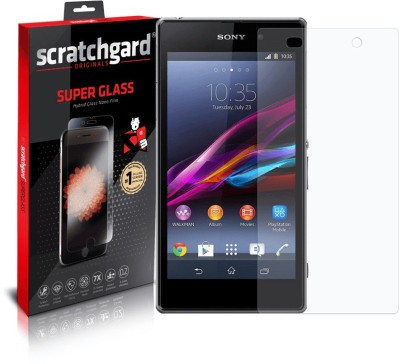 Scratchgard Screen Guard for Sony Xperia XZ1
