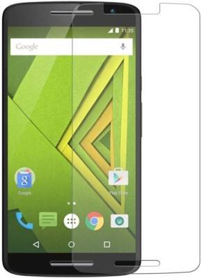 S-Hardline Tempered Glass Guard for Motorola Moto X Play(Pack of 1)