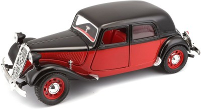 Bburago CITROEN T.A. 15 CV(Black, Red)  available at flipkart for Rs.836