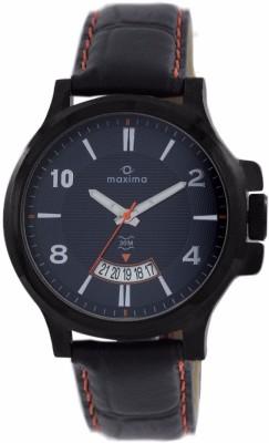 Maxima 45410LMGB  Analog Watch For Men